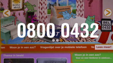 Wat is de Kindertelefoon?