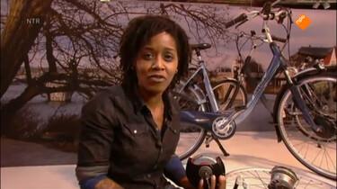 Het Klokhuis: Elektrische fiets