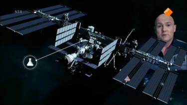 Ontdek de Ruimte - met André Kuipers: Mensen in de ruimte