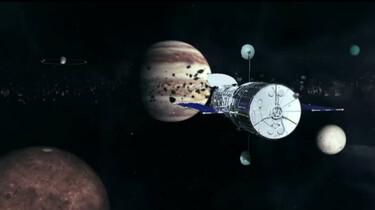 Ruimtetelescoop de Hubble