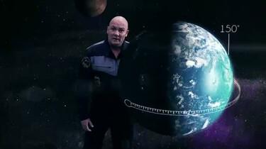 Reizen naar de ruimte