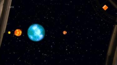 Het Klokhuis: De Melkweg: sterren