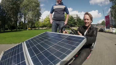 Auto's op zonne-energie