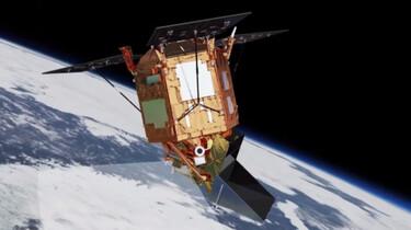 Satellieten testen