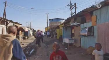 Tegenlicht in de klas: Internet in Afrika