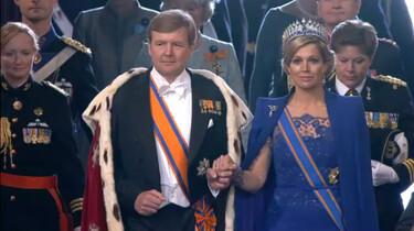 Waarom heeft onze koning geen kroon op?: In Nederland word je als koning geboren