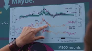Kantelpunten in het klimaat: Hoe warm wordt het zeewater?