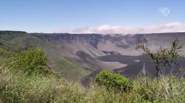Galapagos in de klas: Geboorte van een eiland
