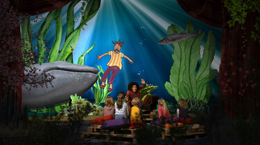 Verhalen uit de Schatkist: Jona in de walvis