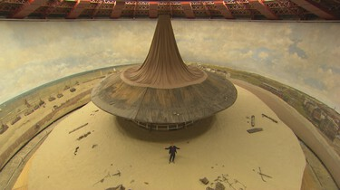 Het grootste schilderij van Nederland