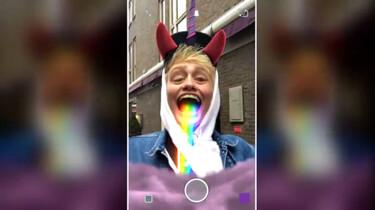 De kracht van Snapchat
