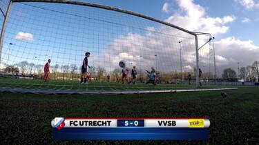 Voetbalclub VVSB uit Noordwijkerhout