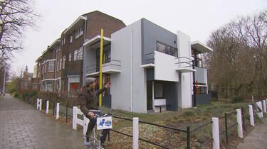 Het Klokhuis: Werelderfgoed: Rietveld - Schröderhuis