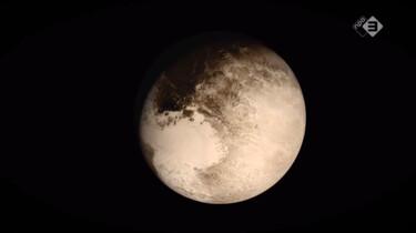 De Kennis van Nu in de klas: Pluto