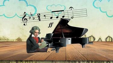 De vijfde symfonie van Beethoven