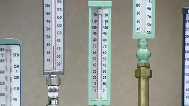 Hoe worden thermometers gemaakt?