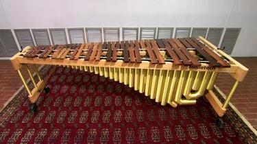 Hoe worden marimba's gemaakt?