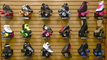 Hoe worden rolschaatsen gemaakt?: Schoenen met wieltjes
