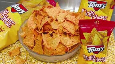 Hoe wordt tortillachips gemaakt?