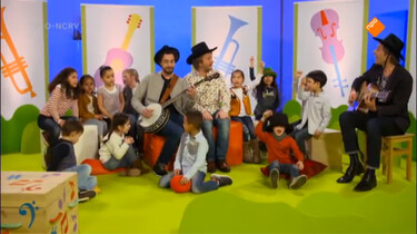 Apennoten: De cowboy's grote hoed