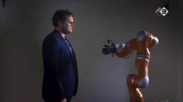De Kennis van Nu in de klas: Mens en robot