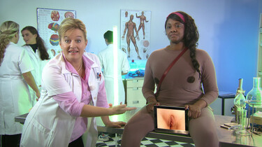 De Dokter Corrie Show: Vagina's