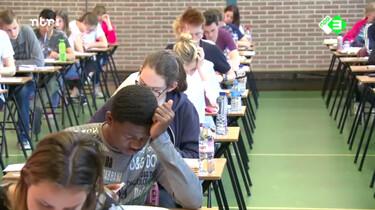 Rauwkost: Hoe ga je om met examenstress?