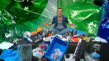 Het Klokhuis: Plastic