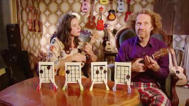 Een liedje schrijven voor je ukulele