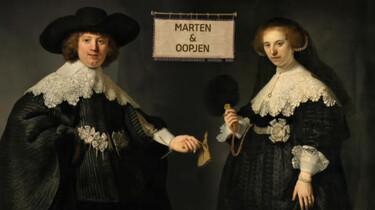 Wie waren Marten & Oopjen?