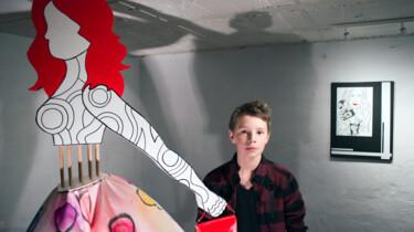 Titaantjes: Beeldend kunstenaar Geert en Maarten Baas