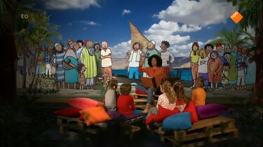 Verhalen uit de Schatkist: Petrus de visser