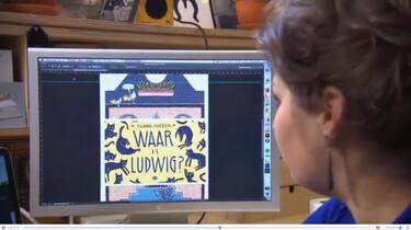Hoe tekent Floor Rieder?