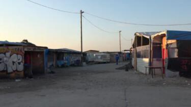 Vluchtelingen in Calais