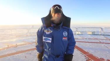 Leven op de Zuidpool