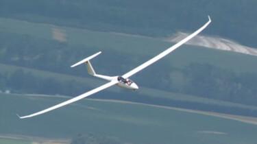 Kan een vliegtuig zonder motor vliegen?