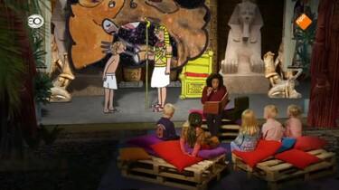 Verhalen uit de Schatkist: Jozef in Egypte