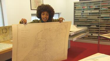 Het Klokhuis: Landkaarten maken
