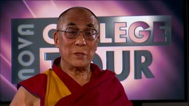 College Tour in de klas: Dalai Lama