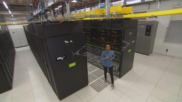 De grootste computer van Nederland