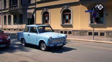 Andere Tijden in de klas: De Trabant: Een Oost-Duitse auto