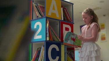 Boeken lenen bij de bibliotheek
