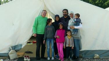 Gevlucht uit Syrië