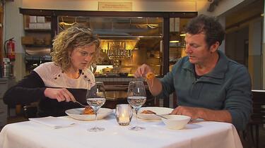 Het Klokhuis: Italiaans eten