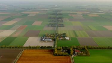 De eerste boeren op Flevoland: Inschrijven op een boerderij