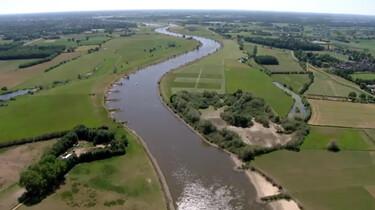 De ontstaansgeschiedenis van Nederland: Van moeras naar polderland