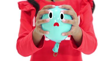 Knutselen met een ballon