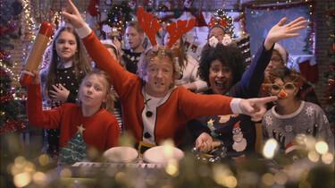 Feliz Navidad: Gezongen door Tania Kross met Pepijn Gunneweg
