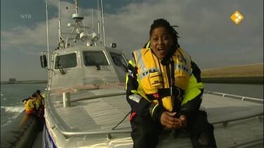 Het Klokhuis: KNRM, redden op zee