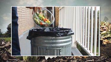 Het Klokhuis: Voedselverspilling